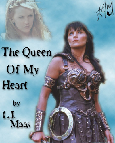 The Queen of My Heart by LJ Maas