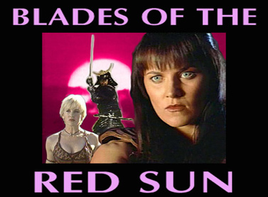 Blades of the Red Sun cover