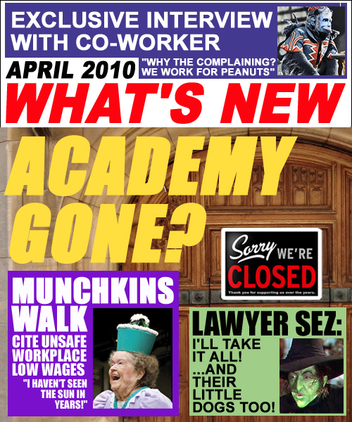What's New April 2010