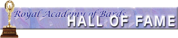 The Royal Academy of Bards Hall of Fame